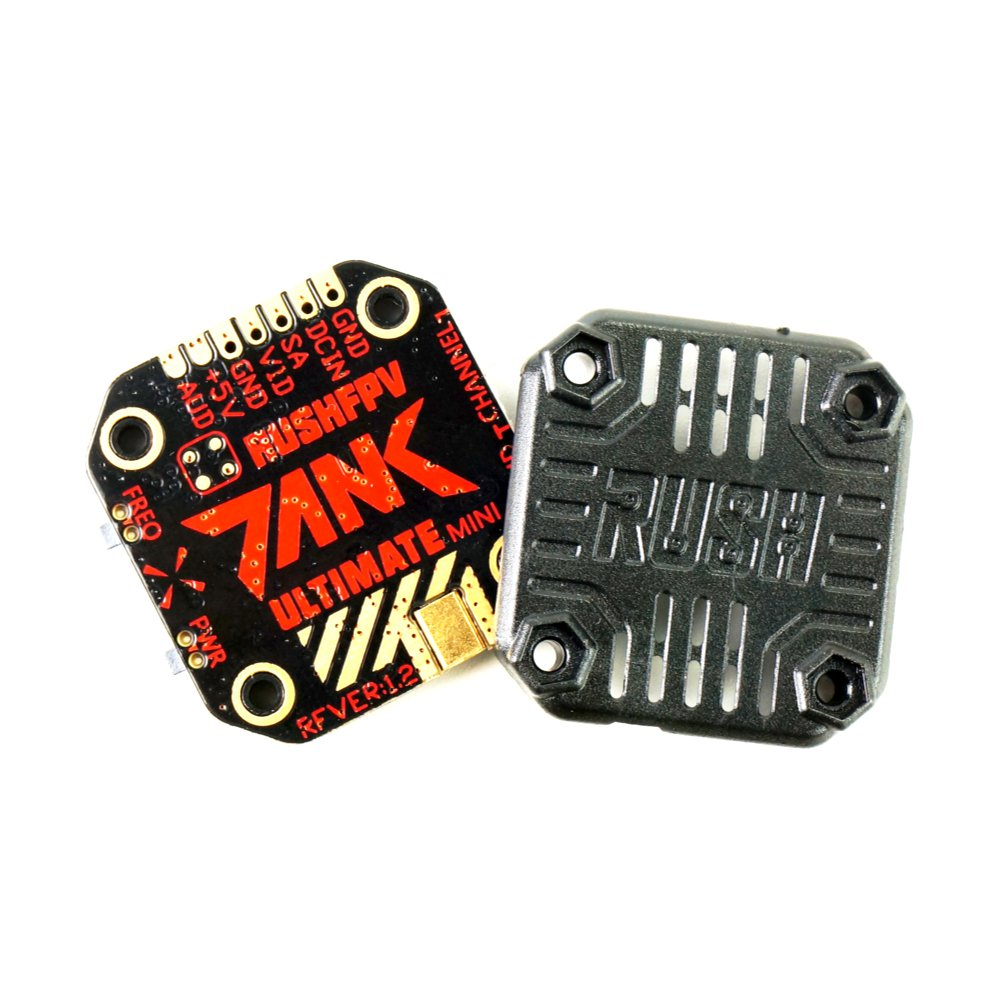 RUSH Tank Ultimate MINI VTX 20x20 5.8G 800mW