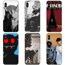 Pour Galaxy A10S A20S A2 Core A30S A40S A50S A70S A90 5G M10 M30S M40 Note 10 Plus sacs cellulaires souples le Marshall Mathers Lp Eminem(China)