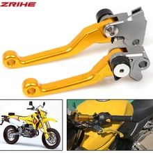 Brake Clutch Levers Motorcycle lever Handlebar Hydraulic clutch Easy Pull Clutch Lever System FOR HUSQVARNA TE125 2014-2016 цена и фото