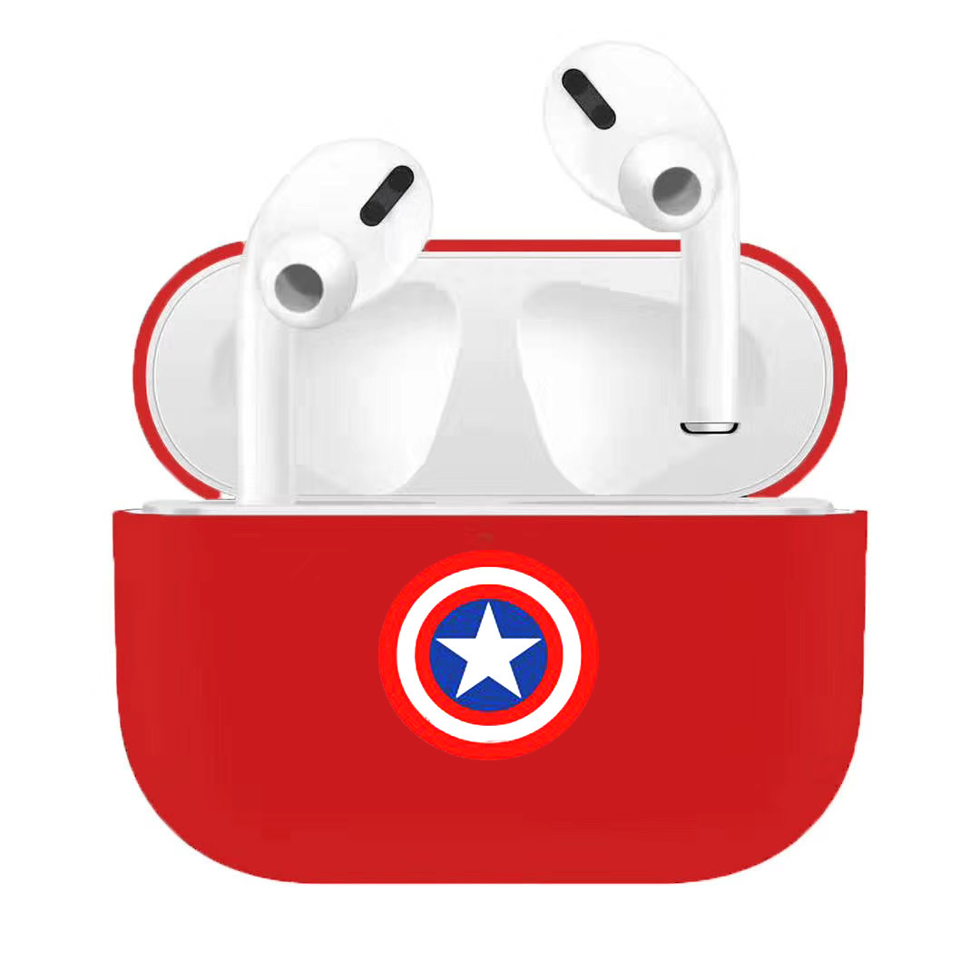 Super Hero Silicone Case for AirPods Pro 30