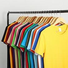 MRMT 2021 marka yeni pamuk erkek tişört kısa kollu erkek T shirt kısa kollu saf renk erkek t shirt T-shirt erkek üstleri