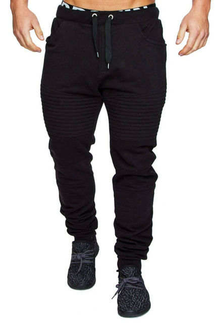 NEW Men's Military Army Sweat Pants Casual Camo Work Outdoor Zip Fly Cargo Pants Camouflage pants 5