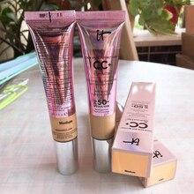 CC Cream Makeup Liquid-Foundation It Cosmetics Your-Skin-But-Better Whitening SPF50 Light-Base
