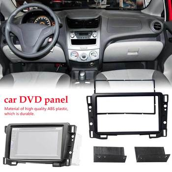 цена на Auto Radio DVD Stereo Panel Dash for Chevrolet Sail Navigatio Fascias Mount Installeren Trim Kit Refit Frame 2 Din Radio Fascia