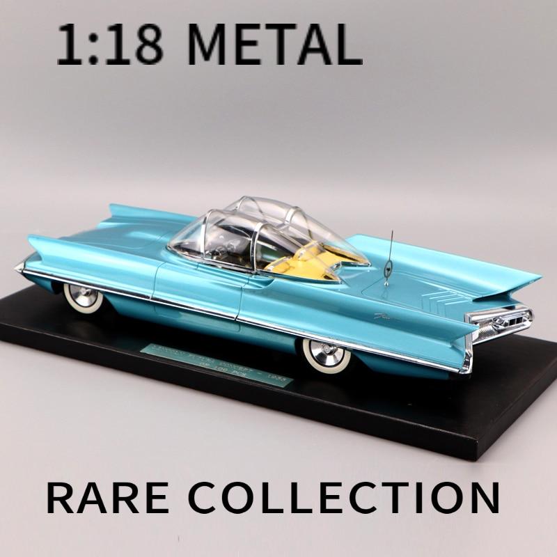1/18 LINCOLN FUTURA CONCEPT 1955 OF 100 PCS BATMOBILE CAR MODEL