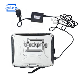 Image 4 - for Jungheinrich Forklift Incado Diagnostic Interface USB connect Cable CF19 laptop Judit Forklifts Diagnosis Tool