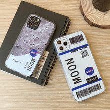 Meachy For iphone 11 Case Moon Airline L