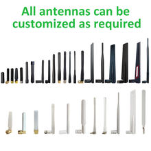 2.4 GHz wifi antenna real 3dBi Aerial RP-SMA Connector antena 2.4ghz antenne 2.4G wifi antenas wi-fi antennas Wireless Router