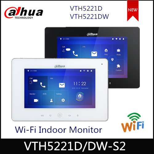 Dahua Video Intercoms WiFi Indoor Monitor 7