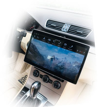12,8 zoll 100 ° rotierenden universal tesla stil android system 6 CORE Android 9,0 Auto stereo1920 * 1080 IPS Bildschirm gps navigation