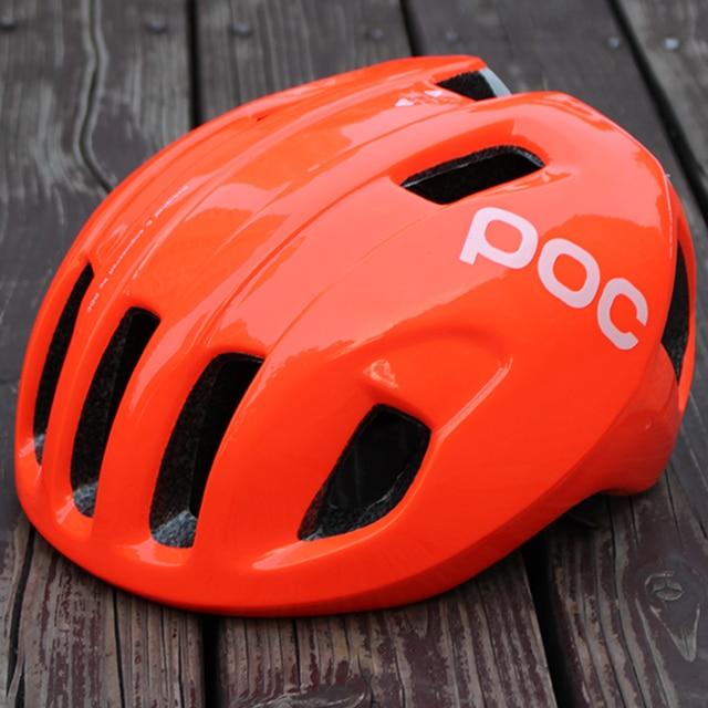 POC Novo Dia Da Corrida ventral rotação Estrada Capacete de Ciclismo Eps Mtb Ultraleve Mountain Bike Segurança Conforto das Mulheres Dos Homens de Bicicleta 5