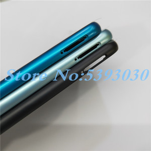 Image 4 - למעלה איכות עבור Huawei Honor 9A MOA LX9N חזרה סוללה כיסוי דלת שיכון מקרה אחורי חלקי עם מצלמה עדשה