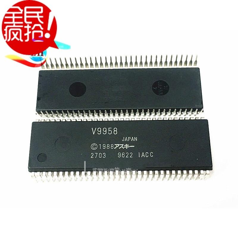 1piece~5piece/LOT V9958 DIP64 100% NEW Original In stock