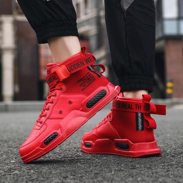 Fashion Hip Hop Ankle Boots 8