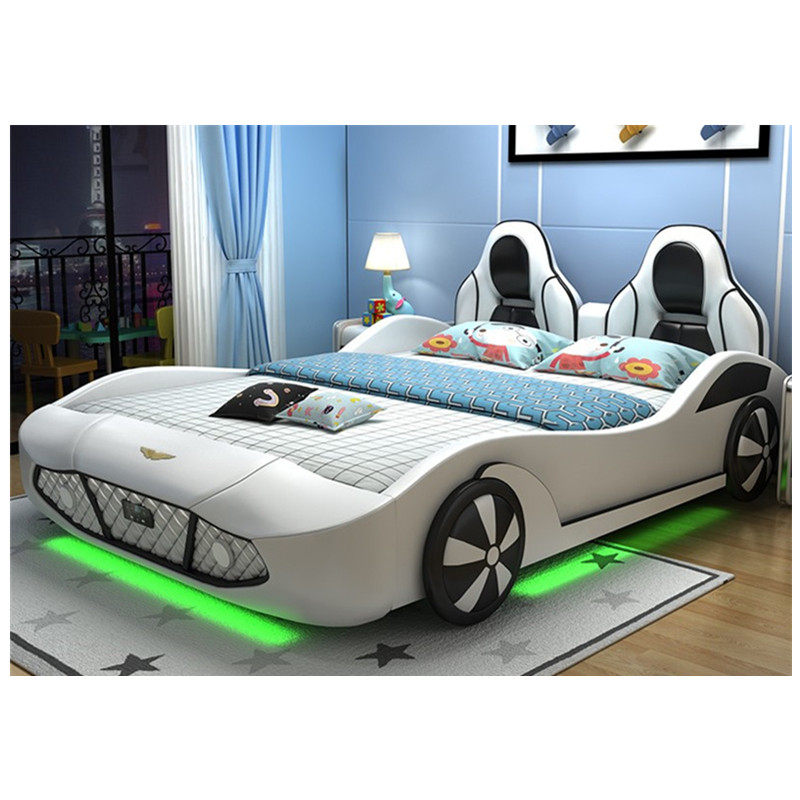 Us 9990 2019 New Kids Car Bed Cool Cars Children Bed King Size Race Car Bed In Bedroom Sets From Furniture On Aliexpress