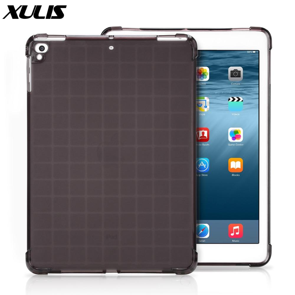 For Apple iPad 9.7 2017 2018 Case TPU Silicon Transparent Cover for ipad 6th Generation Case Coque Capa Funda