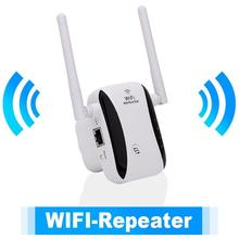 Wireless Wifi Repeater Router Extender Signal-Booster Amplificador 300mbps