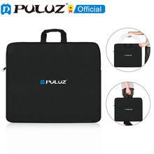 PULUZ 46cm Ring LED Lights Portable Zipper Storage Bag Photography Lights Carry Handbags, Size: 48cm x 55cm