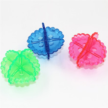 Laundry-Dryer Less Balls-Clothes Static And 4PCS Cling Wrinkles Will Fewer Fluffy Soft