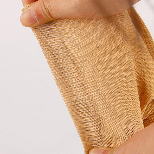 Varicose Vein Leg Relief Pain Knee Socks Pressure Compression Stockings Unisex Solid Color Thigh High Socks Nylon Long Socks New
