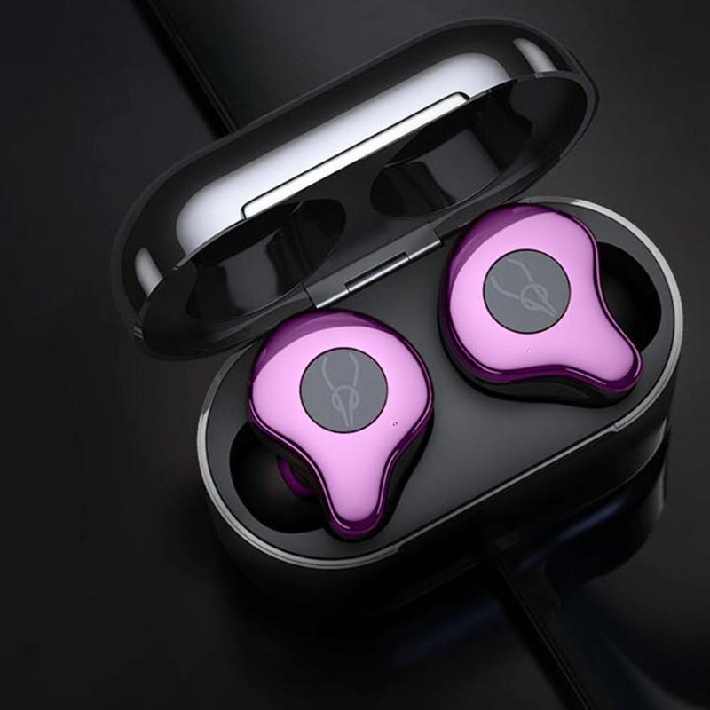 Mifo O5 plus, мини TWS, наушники, беспроводные, Bluetooth, наушники, водонепроницаемые, спортивные, HiFi, бас, стерео, шумоподавление, вкладыши - 2