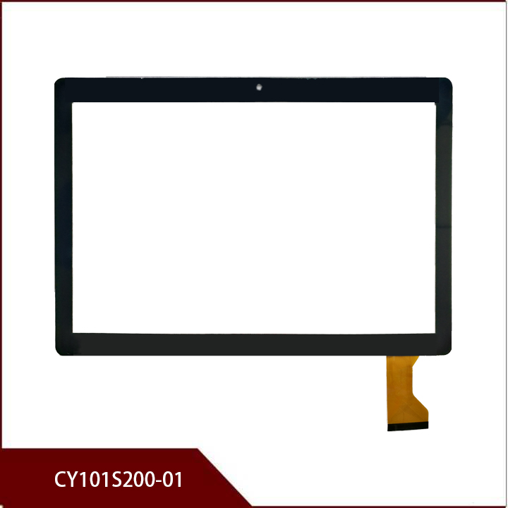 100% Original New 10.1''inch Touch Screen Touch Digitizer Replacement Glass Panel CY101S200-01 Free Shipping
