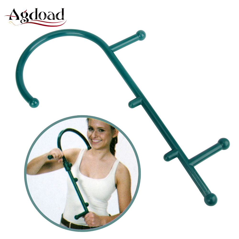 Trigger Point Back Massage Tools Thera Body Cane Massage Tool For Back Body Personal Massager Stick Telescopic Back Scratcher