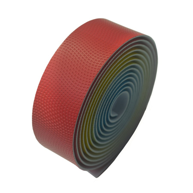 CY020021 Cycling Handle Wraps Bike Grip Gradient Bar Tape Bike Handlebars Belt High Elastic Soft Sweat Absorption Steering Tape 5