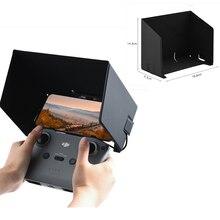 磁気折りたたみスマートフォンsunhood djiミニ2 mavic空気2/2sリモコンサンシェードブロックドローンrcアクセサリー
