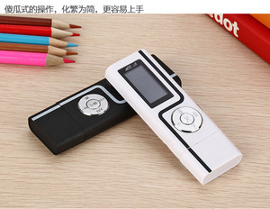 Image 4 - USB MP3 Music Player Portable LCD Screen Digital Media Sport Compact Mp3 Player Support Micro SD TF Card Drive Walkman Lettore