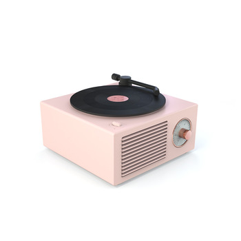 RETRO BLUETOOTH RECORD PLAYER  7