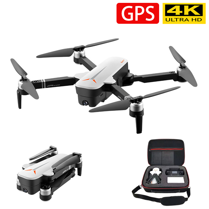 X9 Drone 4K HD GPS Drone WiFi Fpv Quadcopter Brushless Motor Servo Camera Intelligent