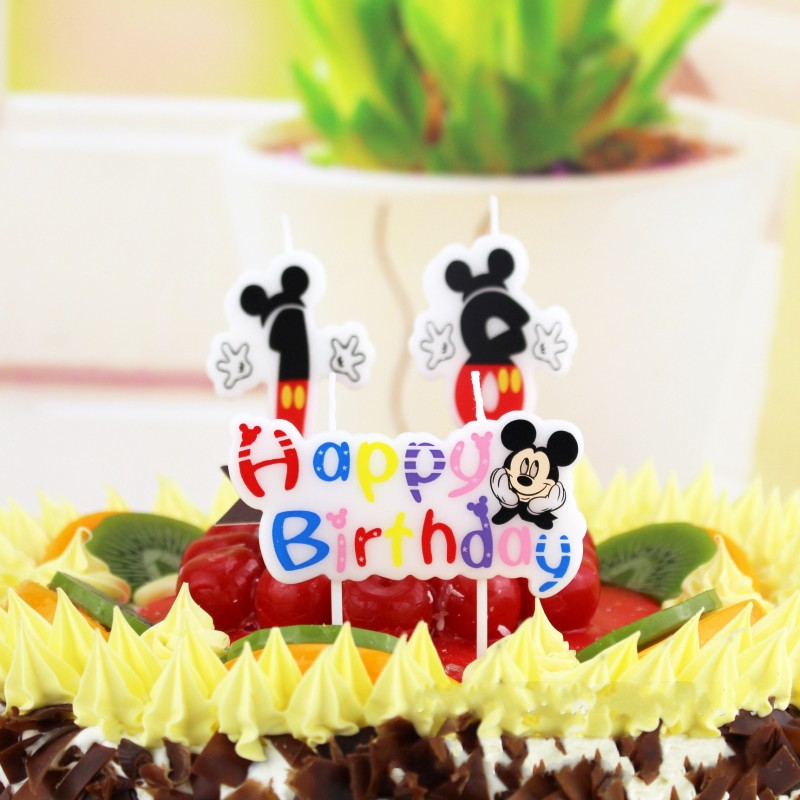 Prime Hot Happy Birthday Number 0 9 Candles Cartoon Mickey Minnie Mouse Funny Birthday Cards Online Alyptdamsfinfo