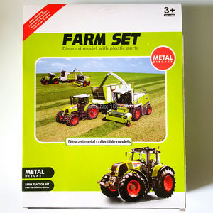 Image 2 - Hot Sale Agrimotor Farm Tractors, Planter Trailers Model Toys, Free Cost Effective Worldwide Shipping, Faster Cheaper Top Market
