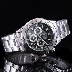 Топ люксовый бренд WINNER черные часы для мужчин и женщин повседневные мужские часы деловые спортивные военные часы из нержавеющей стали