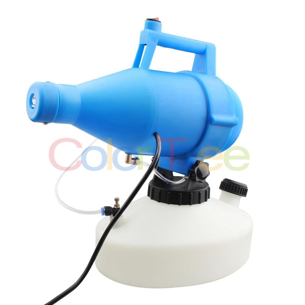 Portable ULV Electric Sprayer 110V 220V Electric ULV Fogger ULV Ultra Low Capacity Sprayer Mosquito Killer 4.5L