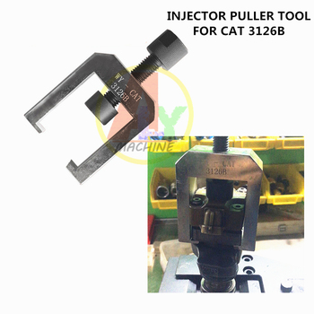 Common Rail Injector Removal Puller Tool For CAT 3126B Injectors, Common Rail Injector Disassemble Tool