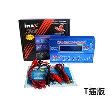 цена на iMAX B6 80W Battery Charger Lipo NiMh Li-Ion Ni-Cd Digital RC IMAX B6 Lipro Balance Charger Discharger + 12V 5A Adapter