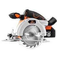 Industrial power tools 2.0Ah rechargeable battery electric cordless circular saw machines for wood cutting
