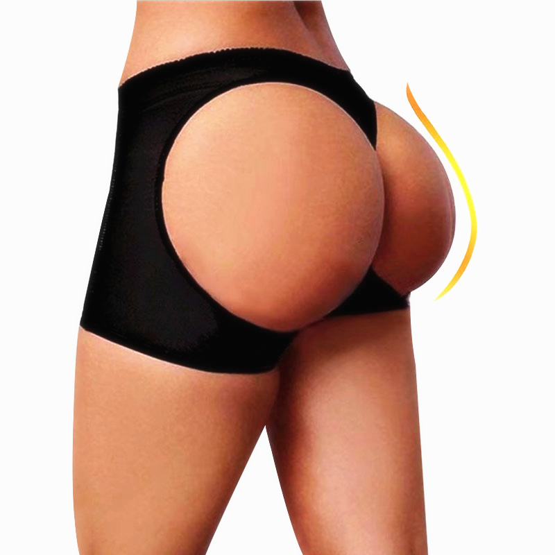 Women Butt Lifter Panties Tummy Control Seamless Enhancer Body Shaper Briefs Underwear Booty Top Spandex Panty Waist Trainer