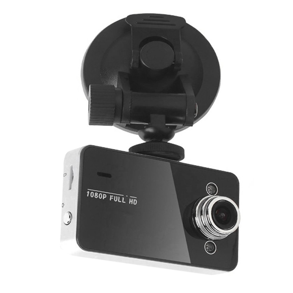 <font><b>K6000</b></font> Auto Tachograph <font><b>Car</b></font> Camera <font><b>DVR</b></font> Camcorder Video Recorder 2.7 inch Full HD 1080P Ultra Wide Angle Night Vision Function image