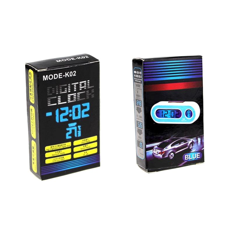 Portable Car Digital Clock Car Electronics cb5feb1b7314637725a2e7: 1 Pc