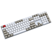 87 Double shot Backlit Thick PBT Keycaps OEM profile Cherry MX switch FOR Cherry/NOPPOO/Filco Mechanical Gaming keyboard недорого
