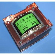 Amplificateur à transistor double tension 26V 4A + 26V 4A utilise un transformateur de puissance 208W, adapté au circuit d'amplificateur de puissance de classe A