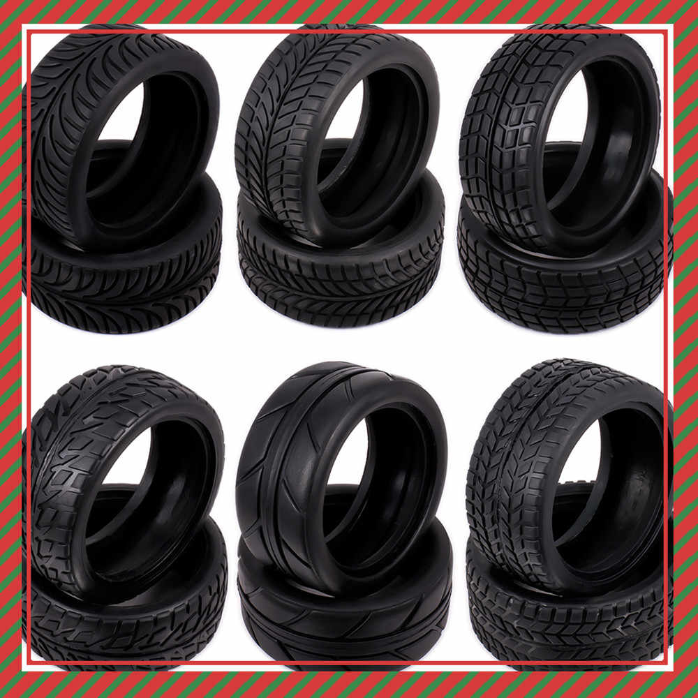Natuurlijke Rubber Band Band Voor Rc Hobby 1/10 On Road Racing Auto HSP Himoto HPI Traxxas Redcat Kyosho Binnendiameter 52mm Drifting