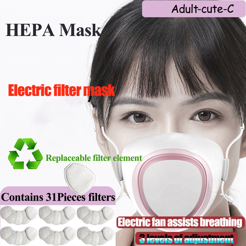 KN95 Mask   Protective Mask Adult Dust Mask Child N95 Filter Electric Mask Air Purification FFP2 N95 Grade Mask