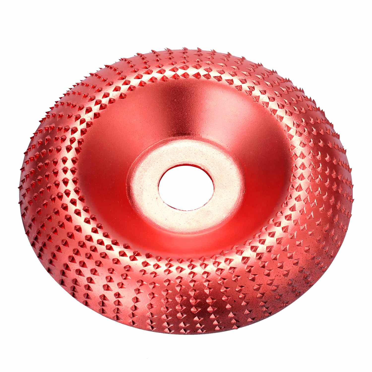 Curve Extreme Shaping Disc Tungsten Carbide Wood Grinding Disc Grinder Wheel Abrasive Disc Sanding Rotary Tool Angle Grinder