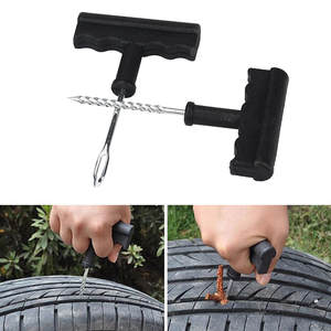 Fix-Tools Plug-Kit Car-Tire-Repair-Tools Tubeless Needle-Patch Car-Accessories Auto Useful-Set