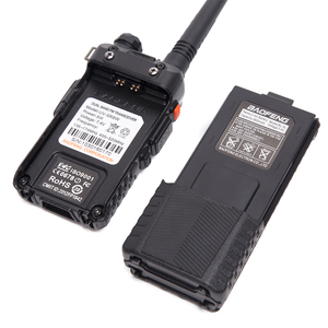 Image 5 - Baofeng UV 5R 8W Walkie Talkie Krachtige 3800 Mah 10Km 50Km Lange Bereik UV5r Dual Band Twee Manier cb Radio Ar 152 Tactische Antenne