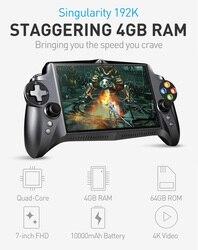 S192K 7 pollici 10000 mAh professionale tablet console di gioco maniglia console di gioco di sostegno 4K Video player per internet gioco console